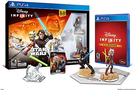 Disney Infinity: Star Wars Starter Pack for PS4 (3.0 Edition)