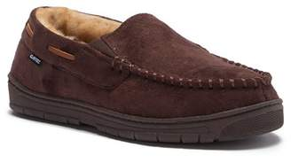 Hi-Tec Venetian Memory Foam Faux Fur Lined Moccasin (Men)