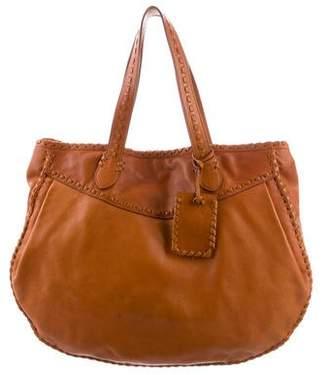 Ralph Lauren Leather Shoulder Bag