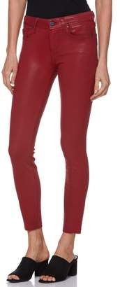 Paige Transcend - Verdugo High Waist Ankle Skinny Jeans