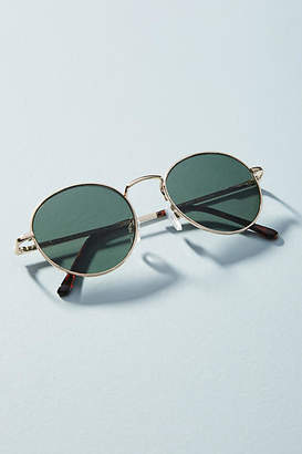 Anthropologie Kendall Round Sunglasses