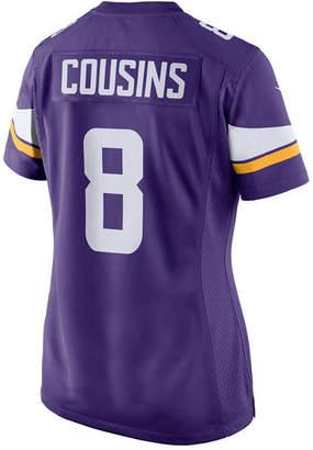 Nike Women Kirk Cousins Minnesota Vikings Game Jersey