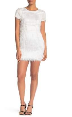 BCBGeneration Short Sleeve Dress