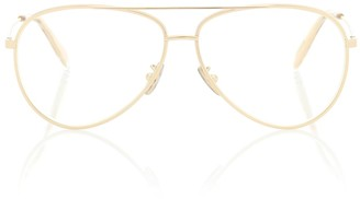 Celine Aviator optical glasses