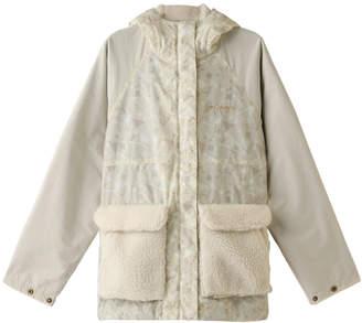 Columbia (コロンビア) - コロンビア ハーフバレイウィメンズパターンドジャケット