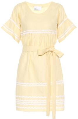 Lisa Marie Fernandez Fiesta linen dress