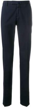 Incotex slim suit trousers