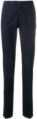 Incotex slim suit trousers