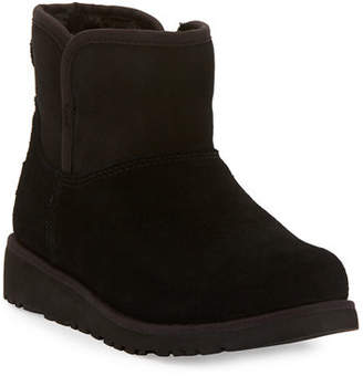 UGG Katalina Short Suede Boot, Kid Sizes 13T-4Y