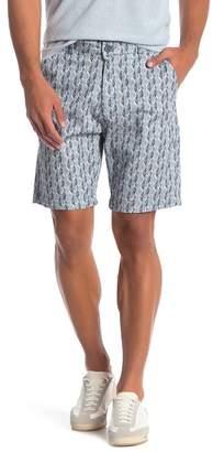 Benson Printed Woven Shorts