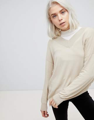 Weekday Fine Knit Sweater