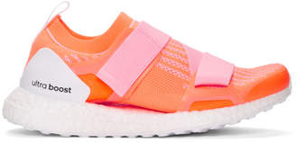 adidas by Stella McCartney Pink and Orange Ultraboost X Sneakers
