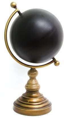 Stratton Home Décor Stratton Home Decor Chalkboard Globe Table Top Decor