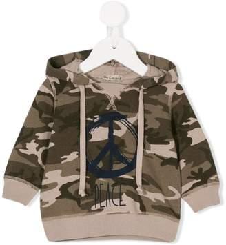 De Cavana Kids peace hoodie