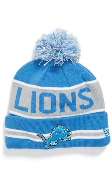 New Era Cap 'The Coach - Detroit Lions' Knit Cap