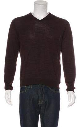 Lanvin Wool & Silk Sweater