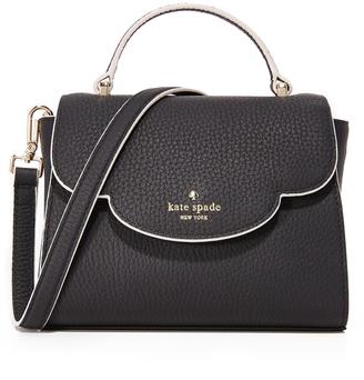 Kate Spade New York Mini Makayla Top Handle Satchel $248 thestylecure.com