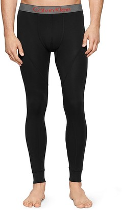 Calvin Klein Thermal Leggings $59 thestylecure.com