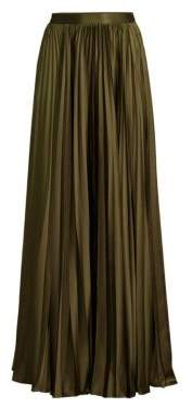 Annie Accordion Pleated Maxi Skirt