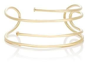 Jennifer Fisher Women's Large Pipe Choker-Gold