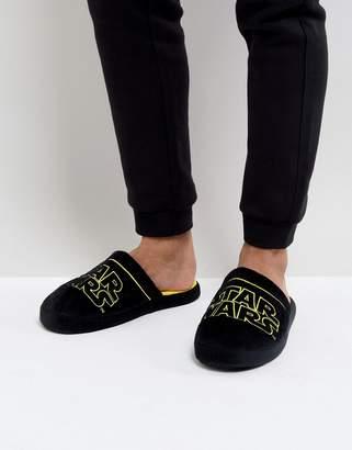 Star Wars Fizz Creations Fizz Logo Slippers