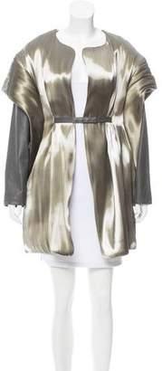 Iris Van Herpen Vacuum Cobra Short Coat