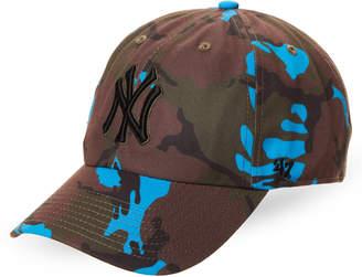 '47 New York Yankees Neon Camo Cleanup Cap