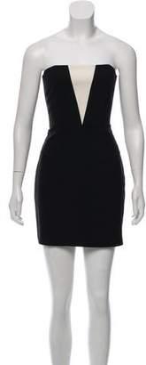 Mason Strapless Mini Dress