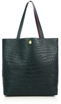 Ethan K Sands Reversible Crocodile Tote