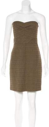 Trina Turk Strapless Mini Dress
