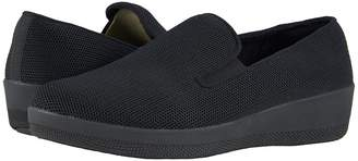 FitFlop Superskate Uberknit Loafers Women's Slip on Shoes