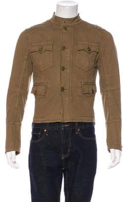 DSQUARED2 Cropped Field Jacket