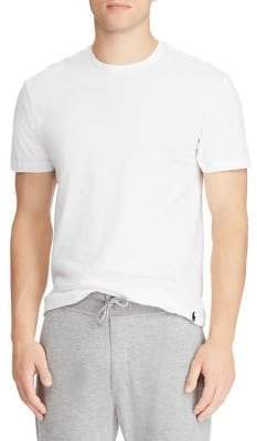 Polo Ralph Lauren Big Pack of Two Classic-Fit Crewneck T-Shirts