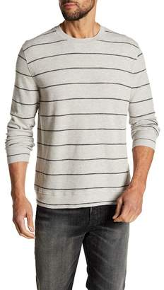 Grayers Baird Stripe Long Sleeve Pullover