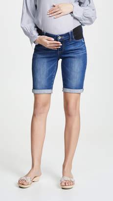 eed45b1f28c4c Paige Jax Maternity Bermuda Shorts