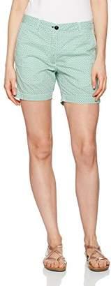 Ganesh Women's SPAN4 Bermuda Shorts,34W (Manufacturer Sizes:4)