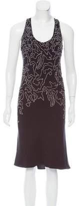Maiyet Embellished Midi Dress
