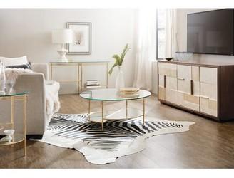 Hooker Furniture Well Balanced 3 Piece Coffee Table Set