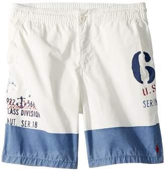 Polo Ralph Lauren Cotton Poplin Prepster Shorts Boy's Shorts