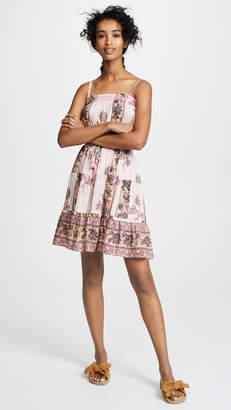 Bell Printed Dress