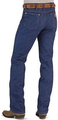 Wrangler Men's Tall Slim Fit Cowboy Cut Jean Denim