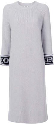 Kenzo Knit Straight dress
