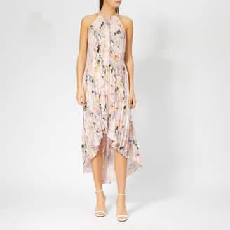 3b32376278 Ted Baker Women s Valetia Elegance Pleat Dip Hem Dress