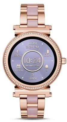 Michael Kors Sofie Touchscreen Smartwatch, 42mm