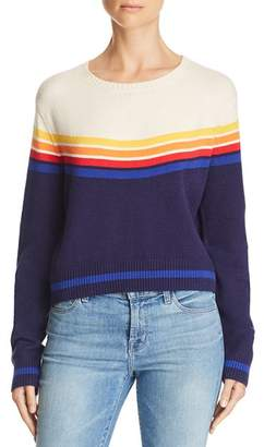 Honey Punch Color-Block Sweater