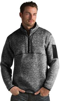 Antigua Men's Fortune Classic-Fit Half-Zip Pullover Sweater