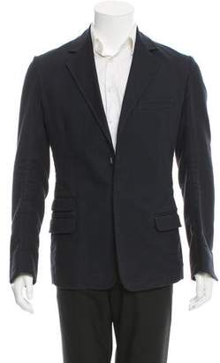 DSQUARED2 Notch-Lapel Deconstructed Blazer
