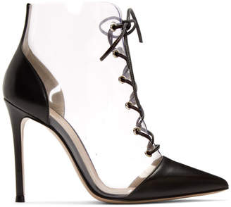 Gianvito Rossi Transparent Icon Boots
