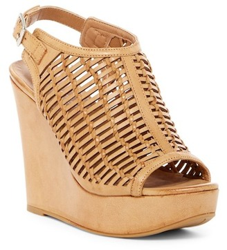 Madden Girl Chaarade Woven Wedge Sandal $59 thestylecure.com
