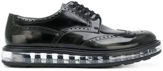 Prada air sole brogues